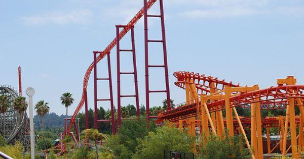 Yahoo Login Roller Coaster Amusement Park Theme Park