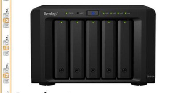 Serwer Nas Synology Ds1515 Cmd24 Pl 6302066656 Oficjalne Archiwum Allegro Network Attached Storage Seagate Nas Drive