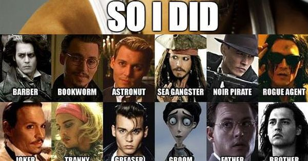 they-said-i-could-be-anything-i-want-so-i-did-johnny-depp ...
