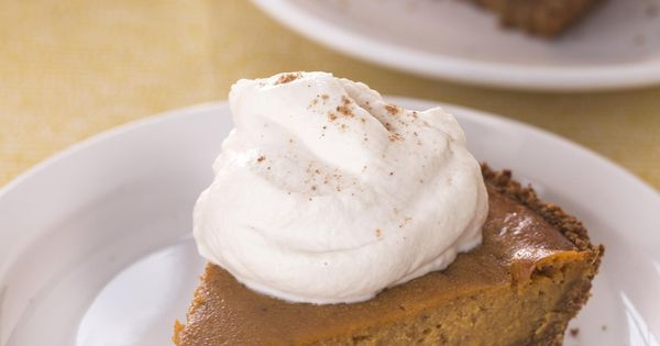 ... whipped cream breathe new life into traditional pumpkin pie and make
