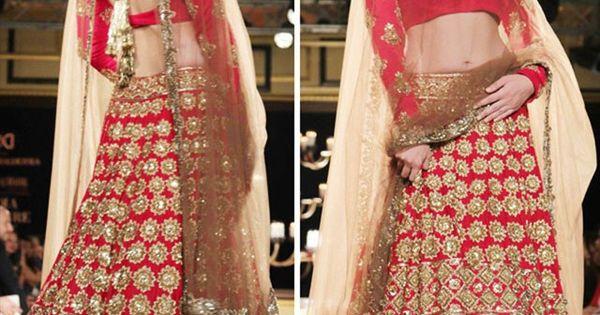 Stunning Wedding Lehengas Under Rs. 10,000 Every Bride-To