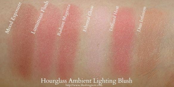 hourglass blush hourglass makeup