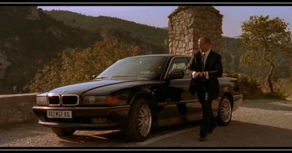 T1bmw Jason Statham As Frank Martin In The Transporter Bmw E 38