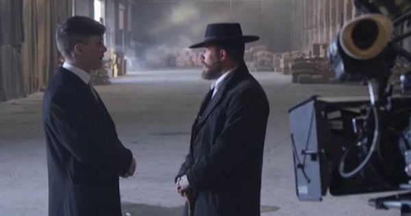Tom Hardy Peaky Blinders Season 3 Behind The Scenes Episode 6