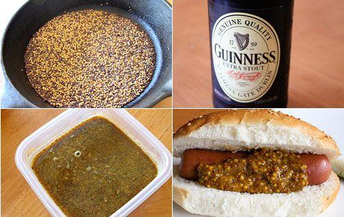 Irish Caviar / Guiness Beer Mustard | Recipes | Pinterest | Mustard ...