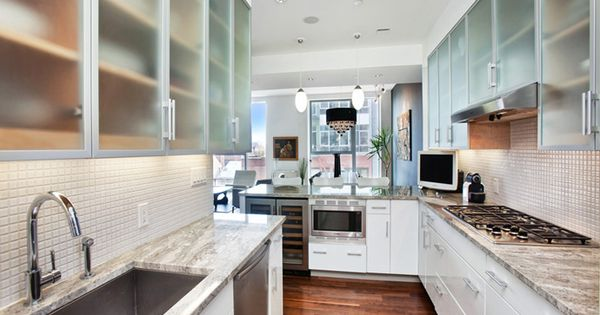 Beautiful Modern And Galley Kitchens On Pinterest