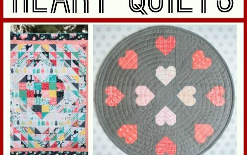 Heart Quilt Inspiration | Bee crafts, Bees and Craft