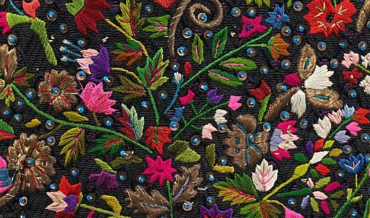 Hungarian embroidery | late 19th century