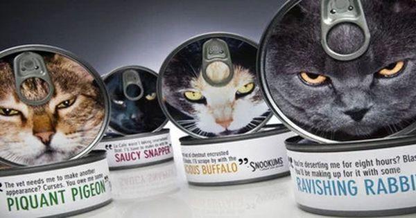 Cat Food キャットフード 食べ物のパッケージデザイン 食品の包装