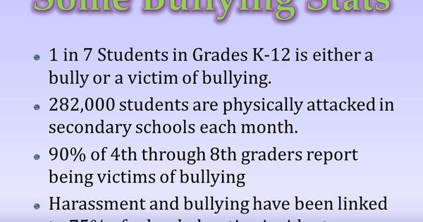 Anti-Bullying Quotes and Sayings ABC Anti-Bullying Coalition - informative speech