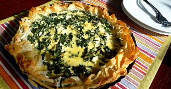 Quiche and Spinach on Pinterest