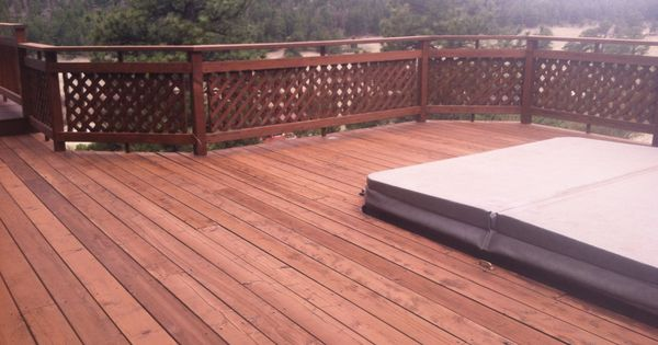 Cabot Deck Stain In Semi Solid New Redwood Best Deck Stains Pinterest Decking Deck Stain