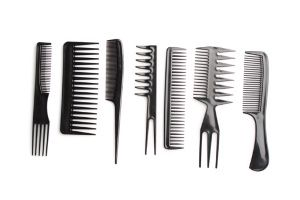 Types Of Combs Hair Salon Equipment Salon Equipment Hair Salon