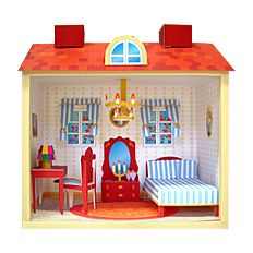 Printable Paper Dollhouse And Furniture From The Anese