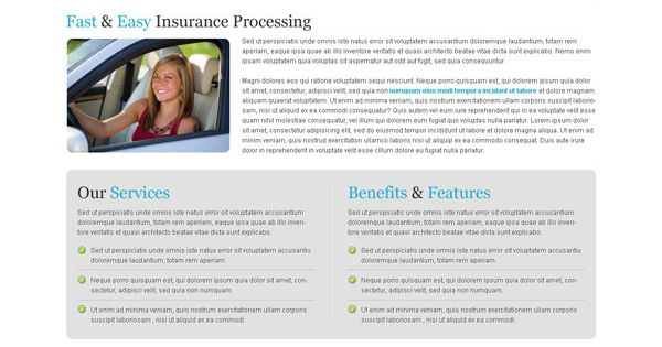Best free auto insurance quotes effective lead capture for Free lead capture page templates