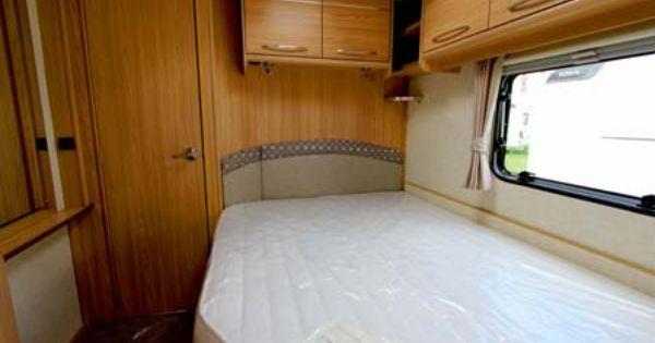 Spacious Caravan Bed Rv Superstore Spacious Bed