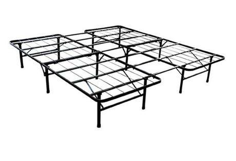 Smartbase Steel Bed Frame Queen King Size Walmart Ca