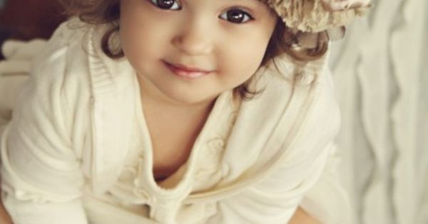 One of the cutest kids I have ever seen!! i want a