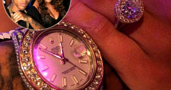 Bow Wow, Erica Mena Engaged -- See The Ring! Erica mena and