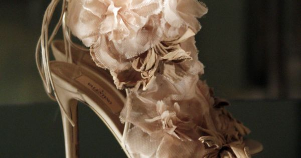 valentino heels My dream wedding shoes