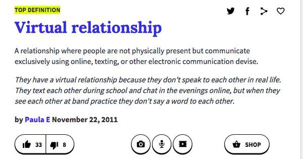 egalitarian relationship definition urban