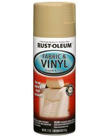 Rust Oleum Fabric Vinyl Is A Flexible Coating That Restores