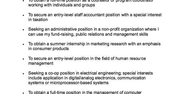 Http://resumesdesign.com/sample-career-objectives-resume