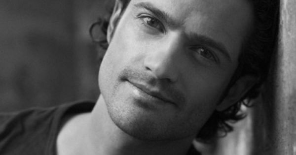 Prince Carl Philip of Sweden. Handsome young prince who fells in love