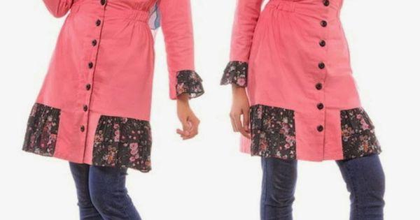 Model Baju Muslim Remaja Wanita Gamis Contoh Busana