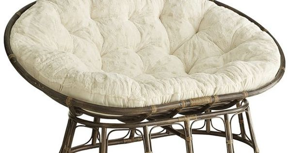 Extra large papasan chair papasan chair pinterest for Large papasan chair