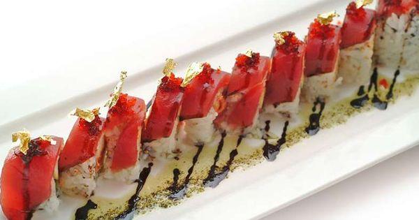 Japanese Sushi Bar Midtown New York