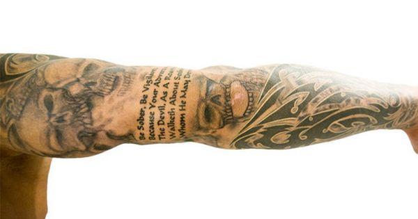 Randy Orton Photo Randy Orton Randy Orton Tattoo Randy Orton Tattoos