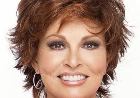 2017 Shag Haircuts for Older Women