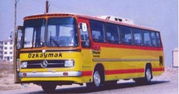 A Turken Adli Kullanicinin O 302 Mercedes Otomarsan Panosundaki Pin Otobus Otomobil Arabalar