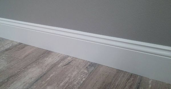 6 Inch Baseboard Ideas For The House Pinterest Style