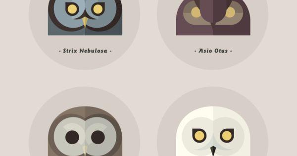 owl chart.... i want to make halloween masks!