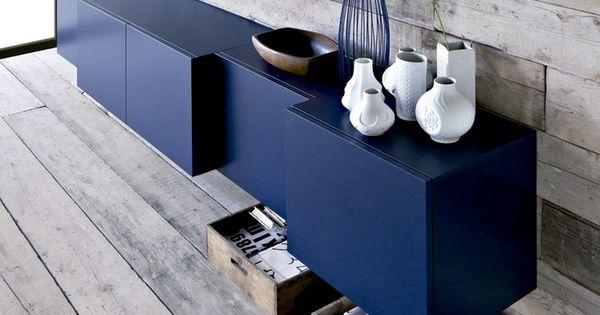 Navy Blue Inspirations for Spring   Home Decor Ideas ...