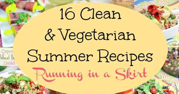 healthy vegetarian 4th of july recipes