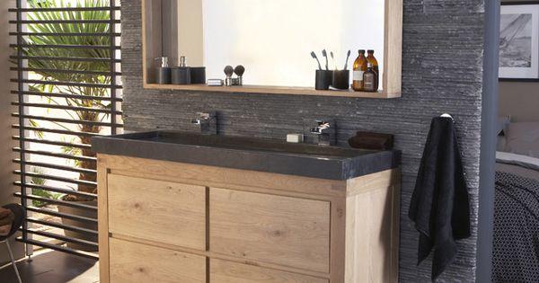 meuble castorama de salle de bain en ch ne fabricant cooke lewis harmon salle de bain. Black Bedroom Furniture Sets. Home Design Ideas