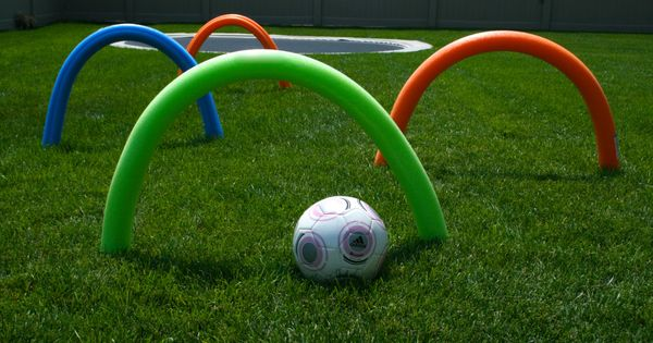 Soccer Croquet Best Invention Ever Whoever Thought Of This Is Is A Genius Soccer Is My Sport