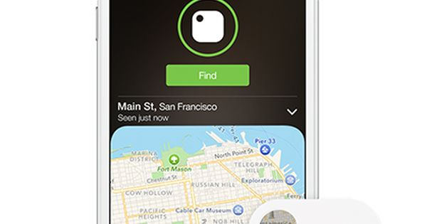 iphone gps tracking tile