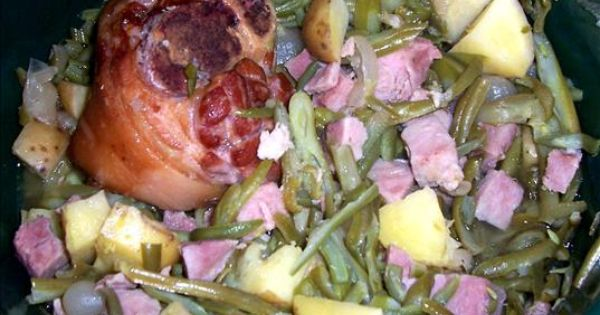 Smoked pork hock crock pot recipes