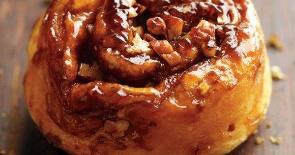 Pecan sticky buns, Sticky buns and Bun recipe on Pinterest