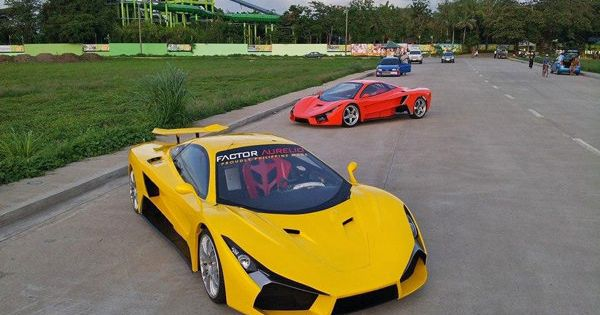 Aurelio The Supercar From The Philippines Yahoo News