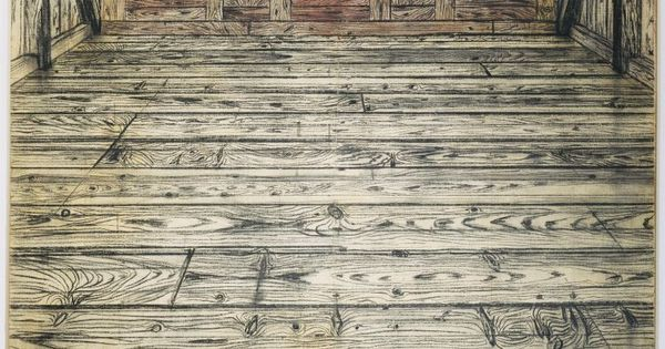 Wooden Room By Anselm Kiefer 20th Century Art
