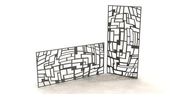 fish eye panneau design d coupe laser laser cut panels racken racken metal made in. Black Bedroom Furniture Sets. Home Design Ideas