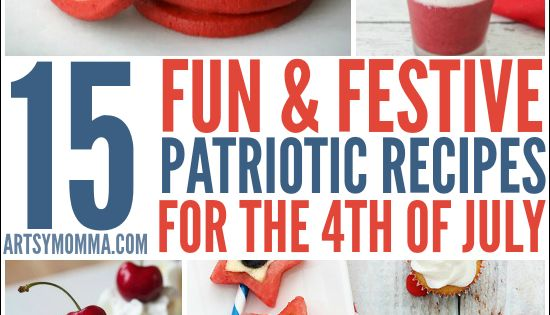 festive 4th of july food ideas