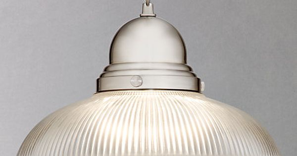 John Lewis Ceiling Lights Antique Brass : Buy john lewis george ribbed glass ceiling pendant