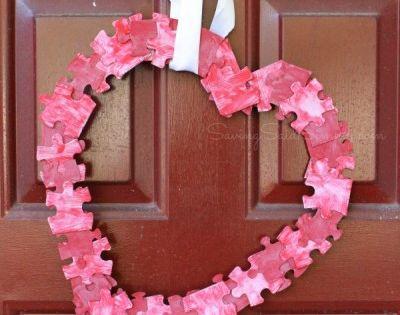 20 Easy Valentine S Day Crafts For Kids Crafts