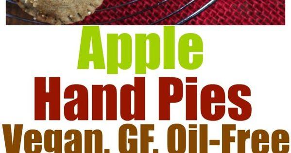 Gluten-Free Apple Hand Pies | Recipe | Hand pies, Apple Hand Pies ...